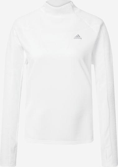 ADIDAS PERFORMANCE T-shirt fonctionnel 'WARM' en blanc, Vue avec produit