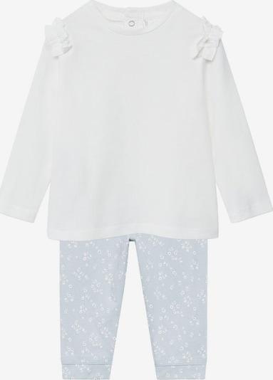 MANGO KIDS Pyjama in pastellblau, Produktansicht
