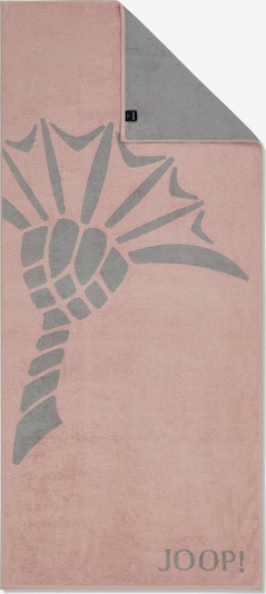 JOOP! Badlaken in de kleur Grijs / Pink, Productweergave