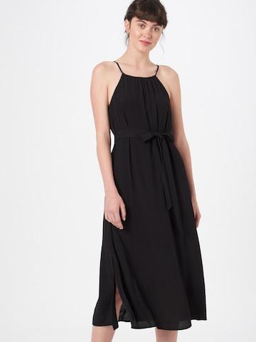 ESPRIT Cocktailmekko värissä musta