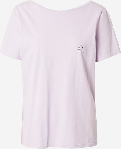 NU-IN Shirt in Lilac / Black, Item view