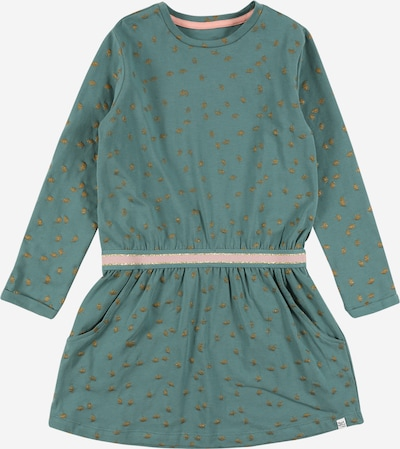 Noppies Kleid 'Lansbury' in gold / grün / rosa, Produktansicht