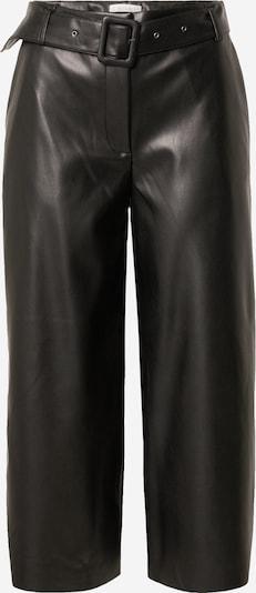 VILA Pantalon en noir, Vue avec produit