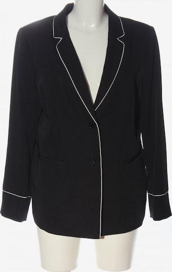Helena Vera Klassischer Blazer in XL in schwarz, Produktansicht