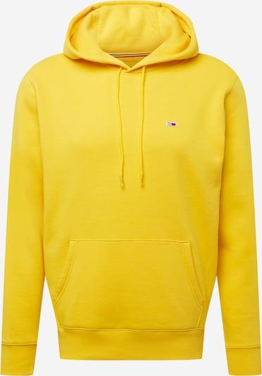 Tommy Jeans Sweatshirt in navy / gelb / rot / weiß, Produktansicht