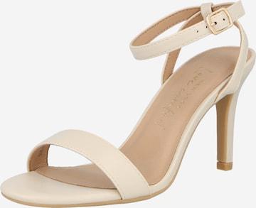 NEW LOOK Sandaler 'VIPER 2' i beige
