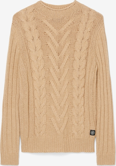 Marc O'Polo Pullover in dunkelbeige, Produktansicht