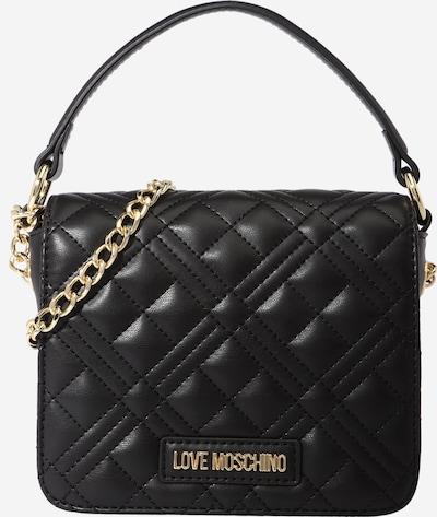 Love Moschino Torba preko ramena u zlatna / crna, Pregled proizvoda