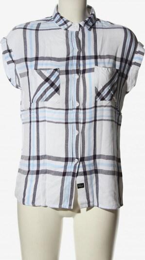 Rails Holzfällerhemd in XS in blau / schwarz / weiß, Produktansicht