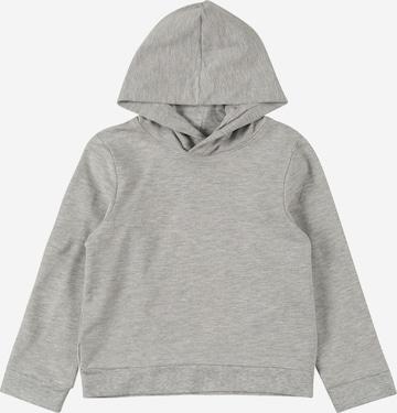 ABOUT YOU Sweatshirt 'Goldie Hoodie' in Grey