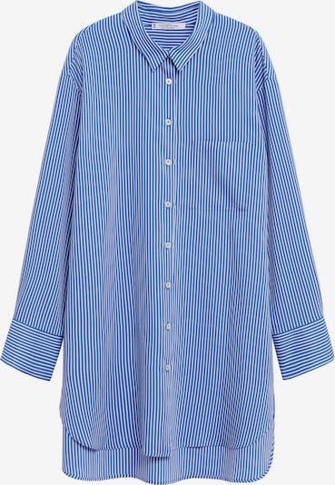 VIOLETA by Mango Hemd in blau / weiß, Produktansicht