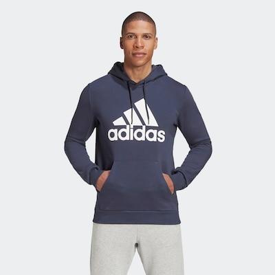 ADIDAS PERFORMANCE Sweatshirt in de kleur Donkerblauw: Vooraanzicht