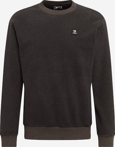BRUNOTTI Športen pulover | temno siva barva, Prikaz izdelka