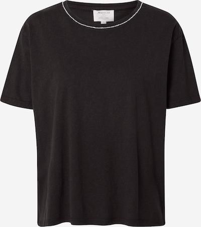 Maison 123 Shirt 'INOX' in schwarzmeliert, Produktansicht