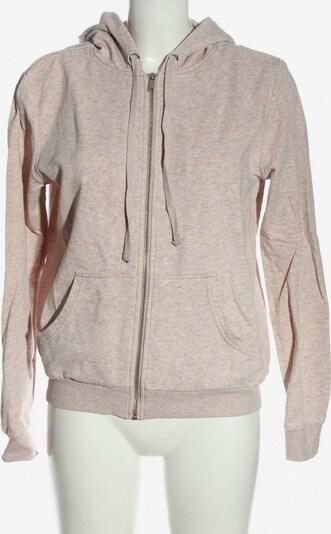 H&M Sweatjacke in S in creme, Produktansicht
