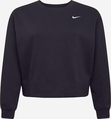 Nike Sportswear Collegepaita värissä musta
