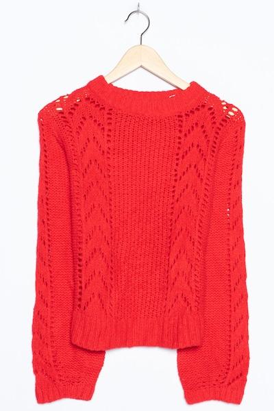 LEVI'S Strickpullover in XS in rot, Produktansicht