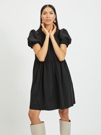 VILA Kleid in schwarz, Modelansicht