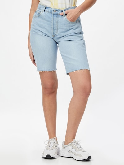 Boyish Jeans 'Bradley' in blue denim, Modelansicht
