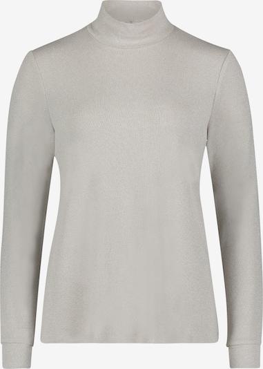 Betty & Co Langarm-Shirt im Glitzer-Look in beige, Produktansicht