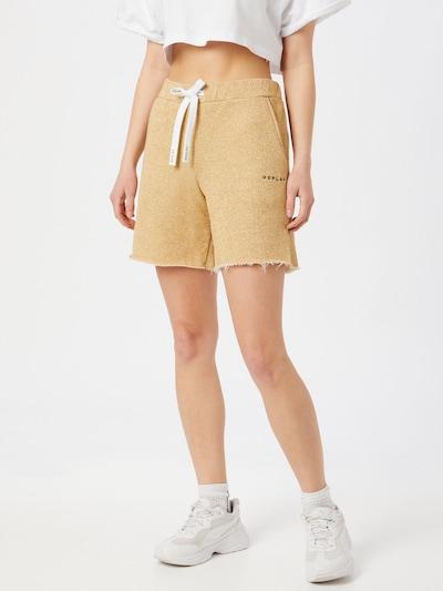 REPLAY Shorts in beige, Modelansicht