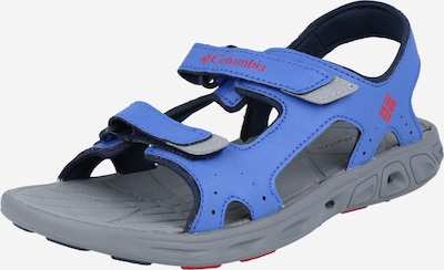 COLUMBIA Sandale 'YOUTH TECHSUN VENT X' in blau / dunkelgrau, Produktansicht