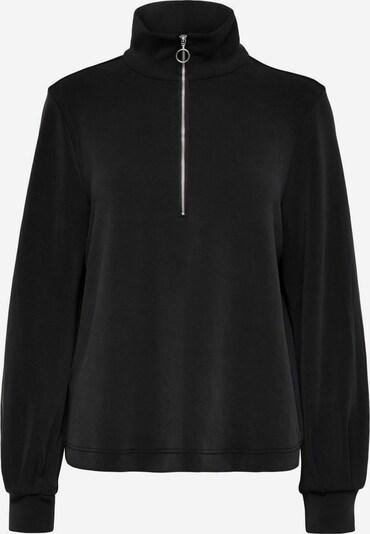 SELECTED FEMME Sweatshirt in schwarz, Produktansicht
