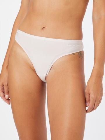 Pantaloncini per bikini di Tommy Hilfiger Underwear in rosa
