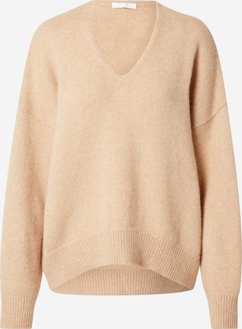 BOSS Casual Sweater in Beige