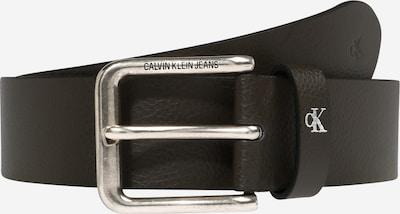 Calvin Klein Jeans Ceinture en graphite, Vue avec produit