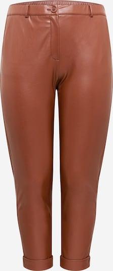 SAMOON Pantalon 'Greta' en marron, Vue avec produit