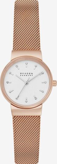 SKAGEN Uhr in gold, Produktansicht