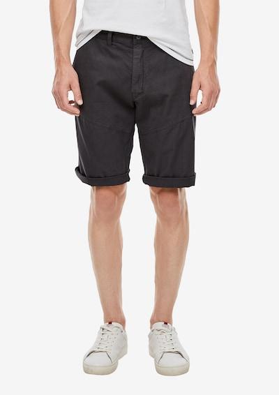 Pantaloni chino s.Oliver di colore grigio scuro, Visualizzazione modelli