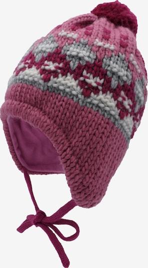 MAXIMO Gorra en rosa / eosin / blanco, Vista del producto
