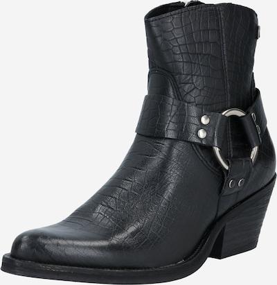 REPLAY Gležnarji 'Beka'   črna barva, Prikaz izdelka