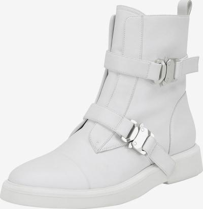 Ekonika Stiefeletten in weiß, Produktansicht