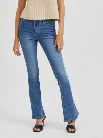 VILA Jeans 'Ekko' in Blauw