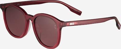 McQ Alexander McQueen Sončna očala | burgund barva, Prikaz izdelka