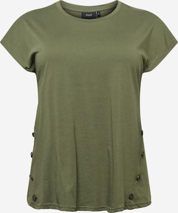Zizzi - Camiseta 'EFANNEY' en verde