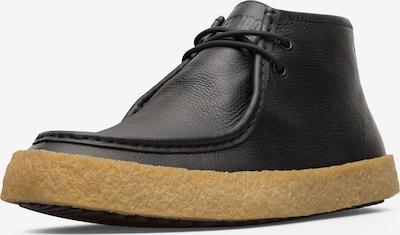CAMPER Sneakers laag ' Bark ' in de kleur Zwart, Productweergave