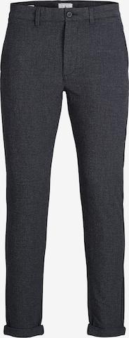 JACK & JONES Chino trousers 'MARCO' in Blue