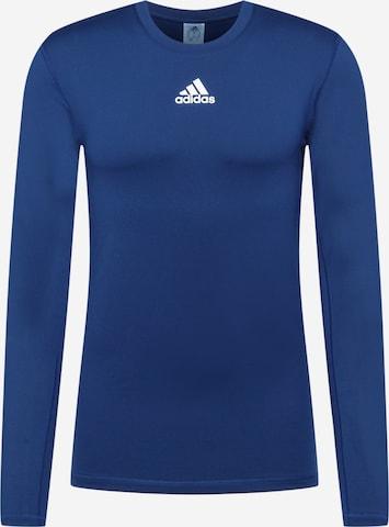 ADIDAS PERFORMANCE Performance shirt in Blue