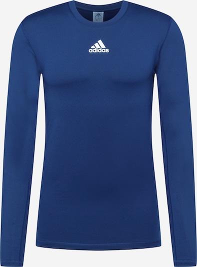 ADIDAS PERFORMANCE Functioneel shirt in de kleur Navy / Wit, Productweergave