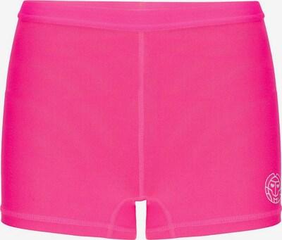 BIDI BADU Shorts Mallory mit Markendruck am Bein in pink, Produktansicht