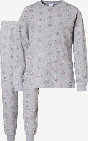 OVS Schlafanzug in Grau