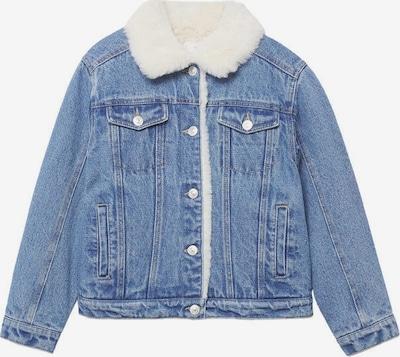 MANGO KIDS Jacke 'Lisa' in blue denim, Produktansicht
