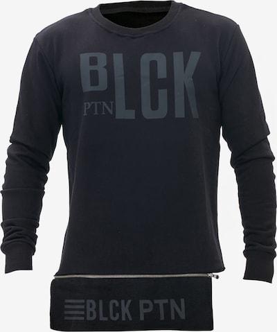 Tom Barron Sweatshirt in schwarz, Produktansicht