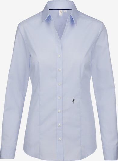 SEIDENSTICKER Blouse in de kleur Lichtblauw / Wit, Productweergave