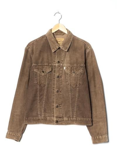 LEVI'S Cord-Jacke in M-L in kitt, Produktansicht