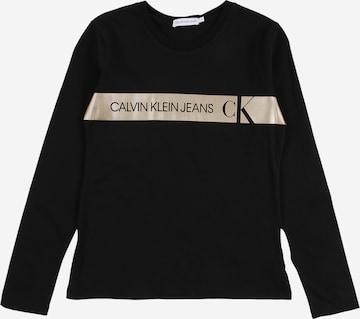 Calvin Klein Jeans Särk, värv must